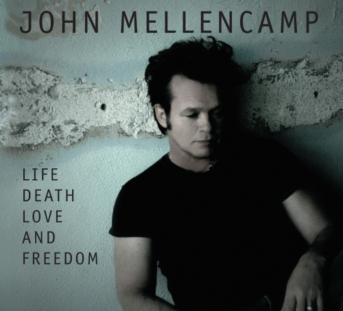 some of the new tracks off his 2008 album Life, Death, Love and Freedom.